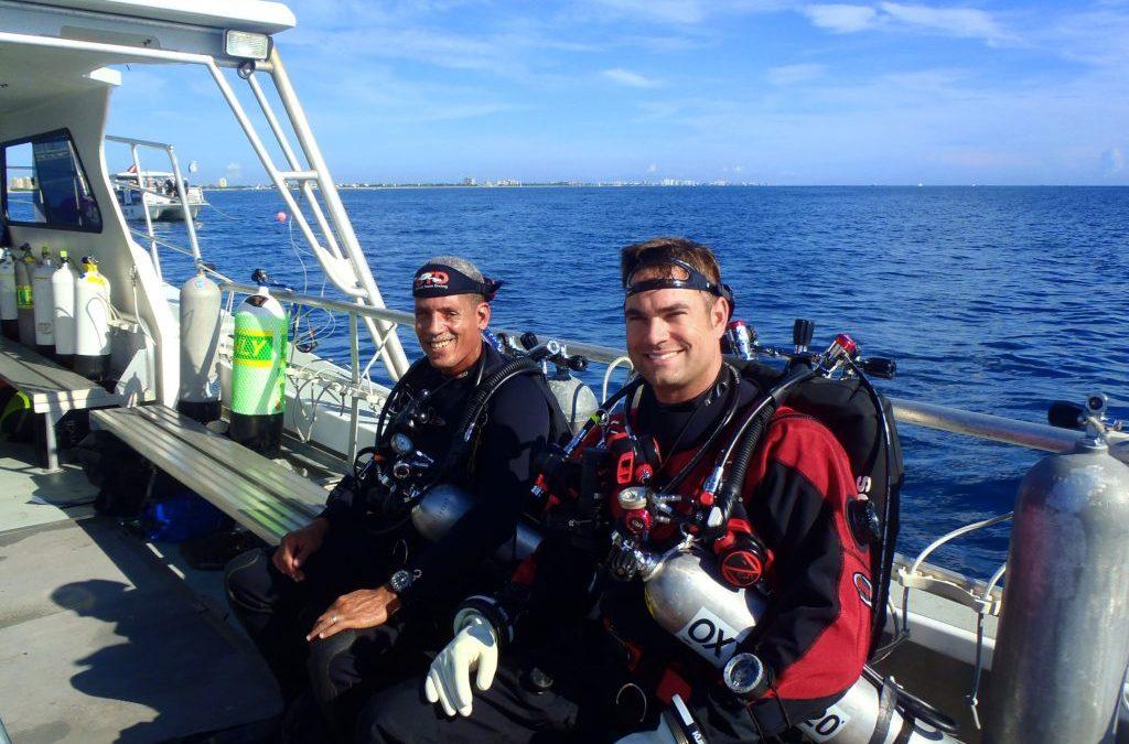 A Lost Art – Professional Diver Mentoring