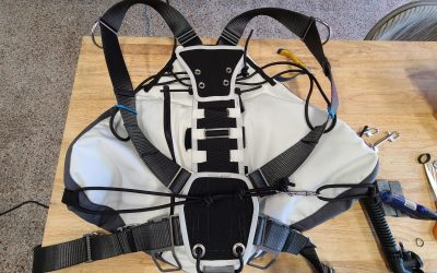 Stealth 2.0 Sidemount Assembly Guide – Bungees (Wing, Loops, Waist, Inflator)