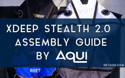 X-DEEP Stealth 2.0 Assembly Guide